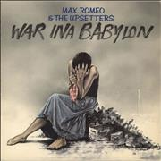 Click here for more info about 'Max Romeo - War Ina Babylon'