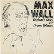 Click here for more info about 'Max Wall - England's Glory'