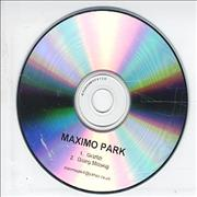Click here for more info about 'Maximo Park - Graffiti - Self Pressed Unreleased CD'
