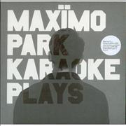 Click here for more info about 'Maximo Park - Karaoke Plays'