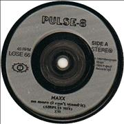 Click here for more info about 'Maxx - No More (I Can't Stand It) - Injection'