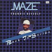 Click here for more info about 'Maze - Back In Stride'
