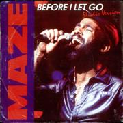 Click here for more info about 'Maze - Before I Let Go'