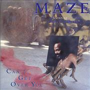 Click here for more info about 'Maze - Can't Get Over You'
