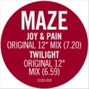 Click here for more info about 'Maze - Joy & Pain / Twilight'