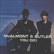 Click here for more info about 'McAlmont & Butler - You Do'