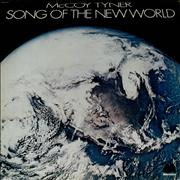 Click here for more info about 'McCoy Tyner - Song Of The New World'