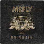 Click here for more info about 'McFly - 10th Anniversary Concert Live At The Royal Albert'