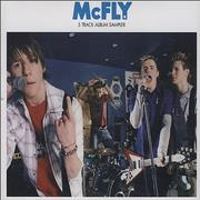 Click here for more info about 'McFly - 5 Track Album Sampler'