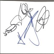 Click here for more info about 'McFly - Full Set of Autographs'