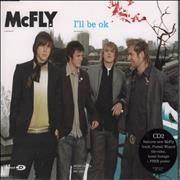 Click here for more info about 'McFly - I'll Be OK - CD2 + Poster'