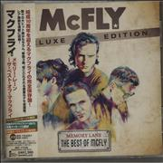 Click here for more info about 'Memory Lane: The Best Of McFly'