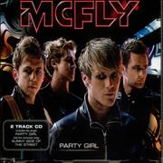 Click here for more info about 'McFly - Party Girl'