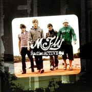 Click here for more info about 'McFly - Radio:Active 08 Tour Programme'