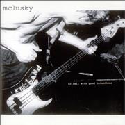 Click here for more info about 'McLusky - To Hell With Good Intention'