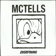 Click here for more info about 'McTells - Everything EP'