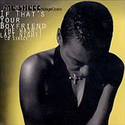 Click here for more info about 'Me'Shell Ndegeocello - If That's Your Boyfriend'