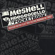Click here for more info about 'Me'Shell Ndegeocello - Pocketbook'