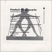 Click here for more info about 'Me'Shell Ndegeocello - Revised Historical Sampler'