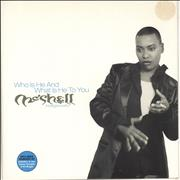 Click here for more info about 'Me'Shell Ndegeocello - Who Is He And What Is He To You'