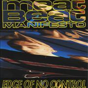 Click here for more info about 'Meat Beat Manifesto - Edge Of No Control'