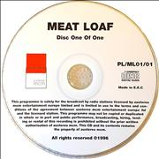 Click here for more info about 'Meat Loaf - Coca-cola Planet Live'