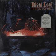 Click here for more info about 'Meat Loaf - Hits Out Of Hell - Stickered'