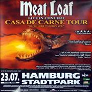 Click here for more info about 'Meat Loaf - Live On Tour - Casa De Carne Tour'