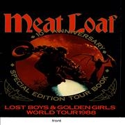 Click here for more info about 'Meat Loaf - Lost Boys & Golden Girls - World Tour 1988'