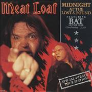 Click here for more info about 'Meat Loaf - Midnight At The Lost & Found'