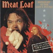 Click here for more info about 'Meat Loaf - Midnight At The Lost And Found - Double Pack'