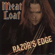 Click here for more info about 'Meat Loaf - Razor's Edge - Gatefold P/S'