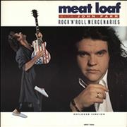 Click here for more info about 'Meat Loaf - Rock 'n Roll Mercenaries'