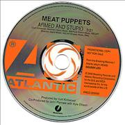 Click here for more info about 'Meat Puppets - Armed And Stupid'