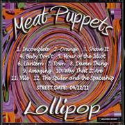 Click here for more info about 'Meat Puppets - Lollipop'