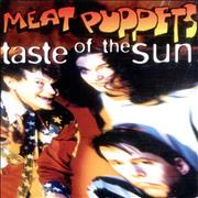 Click here for more info about 'Meat Puppets - Taste Of The Sun'