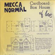 "Mecca Normal Cardboard Box House Of Love EP USA 7"" vinyl"