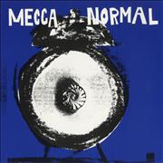 "Mecca Normal From The Surface USA 7"" vinyl"