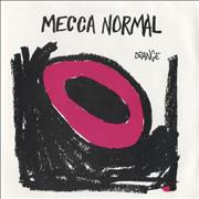 Click here for more info about 'Mecca Normal - Orange EP'