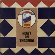 Click here for more info about 'Medicine Head - Heavy On The Drum - 1st'