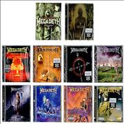 Click here for more info about 'Megadeth - 10 CD Album Set'