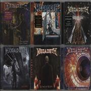 Click here for more info about 'Megadeth - 2004-2016 Studio Albums'