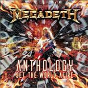 Click here for more info about 'Megadeth - Anthology: Set The World Afire - Sealed'