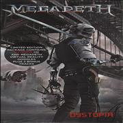 Click here for more info about 'Megadeth - Dystopia + Megadeth Virtual Reality Goggles'