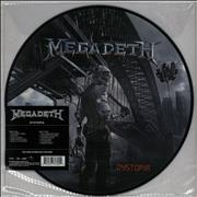 Click here for more info about 'Megadeth - Dystopia'