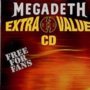 Click here for more info about 'Megadeth - Extra Value'