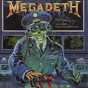 Click here for more info about 'Megadeth - Holy Wars'