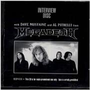 Click here for more info about 'Megadeth - Interview Disc'