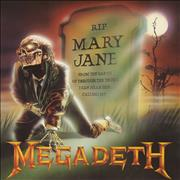 Click here for more info about 'Megadeth - Mary Jane'