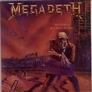Click here for more info about 'Megadeth - Peace Sells... But Who's Buying - EX'